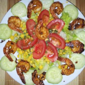 Ich koche gerne und vor allem esse ich auch gerne :) Hier findet ihr viele meiner Rezepte :)