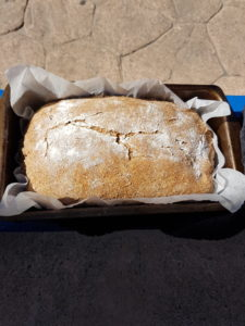 Brot selbst backen Kastenbrot